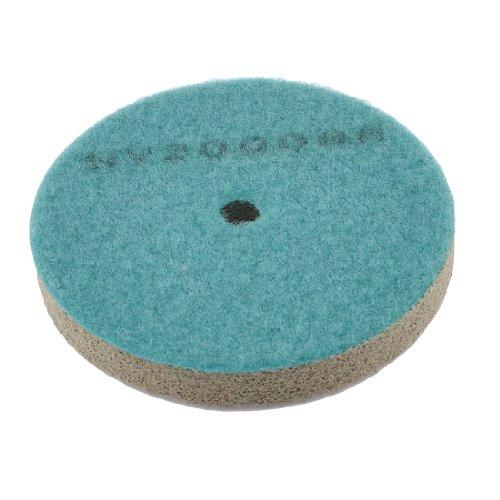 4 Inch Diameter 2000 Grit Dry Concrete Diamond Polishing Pad