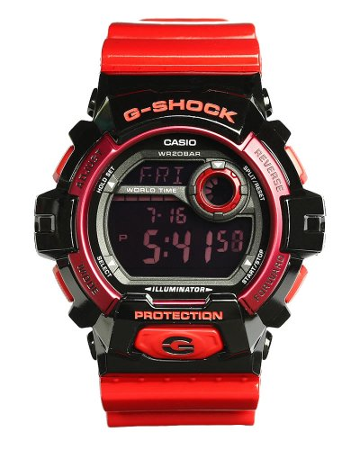[CASIO] CASIO watches g-shock '200 M waterproof G-8900SC-1R men [parallel import goods]