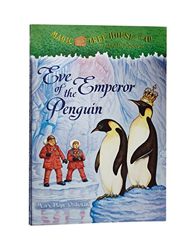 Magic Tree House #40: Eve of the Emperor Penguin (A Stepping Stone Book(TM)) (Magic Tree House (R) Merlin Mission)