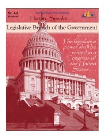 Legislative Branch Of The Govt - 1