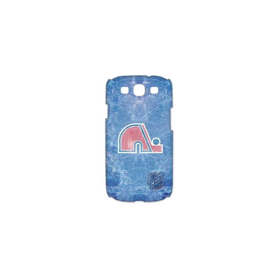 Casesspecial Ice hockey series NHL Quebec Nordiques Team Logo handmade 3D case for Samsung Galaxy S3 I9300/I9308/I939