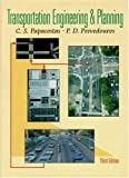 Transportation Engineering and Planning (3rd Edition) 3rd edition by Papacostas, C.S., Prevedouros, P.D. (2000) Hardcover