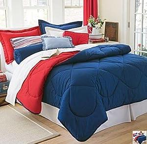 Amazon.com - Dorm Bedding Set: Dorm-Room-In-a-Box: Comforter