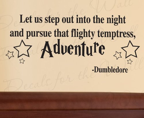 Funky Inspiration with Harry Potter Wall Quotes