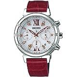 [ルキア]LUKIA 腕時計 セイコー ルキア 20周年記念限定モデル ソーラー サファイアガラス 10気圧防水 SSVS021 レディース