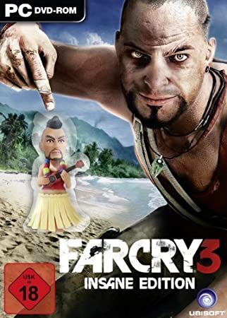 Far Cry 3 - Insane Edition (exklusiv bei Amazon.de) (100% uncut)