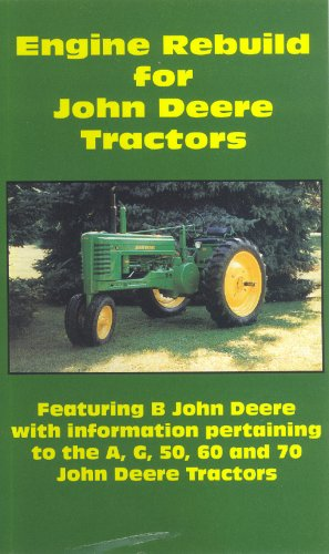 Engine Rebuild For John Deere Tractors