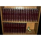 Encyclopedia Britannica Set, Limited Anniversary Edition, Bonded Leather - Complete Set