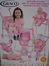 Big Sale Best Cheap Deals Graco 9 Piece Baby Doll Playset