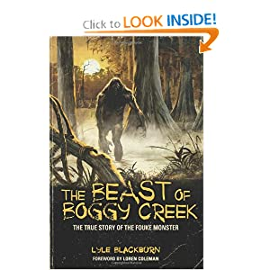 Beast of Boggy Creek Book