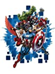 The Avengers D�coration Sticker Adhes...