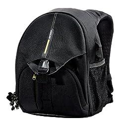 Vanguard BIIN 50 Backpack for DSLR Camera (Black)