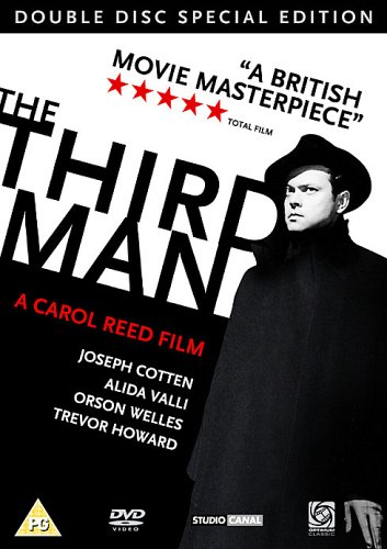 The Third Man (Special Edition) [DVD] [1949]