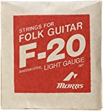 モーリス アコースティクギター弦 Light 12-52 MORRIS F-20L