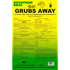 Grubs Away Systemic Insect Control - 30 Pound Bag by Southern Ag