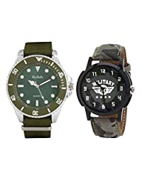 Relish Analog Round Casual Wear Watches For Men - B01A56YUCM