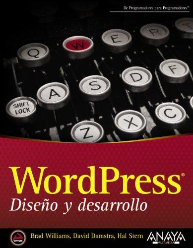 WordPress. Diseño y desarrollo (Anaya Multimedia/Wrox)