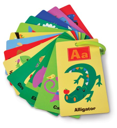 [Smarty Kids: A-Z Flash Cards] (Animal That Starts With The Letter N)