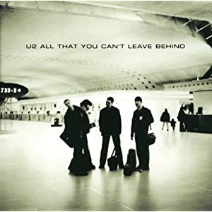U2 -  All That You Can`t Leave Behind