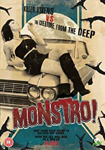 MONSTRO! (Monster Pictures) (DVD)