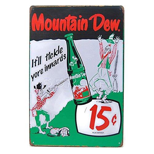 mountain-dew-solletico-yore-meccanismo-vintage-tin-sign-20-x-30-cm-a-parete-segno-by-66retro
