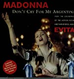 Don't Cry for Me Argentina/Don