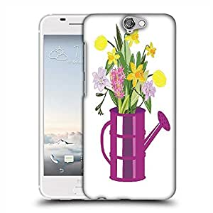Snoogg abstract spring illustration with lots of flowers Designer Protective Back Case Cover For Asus Zenfone 6