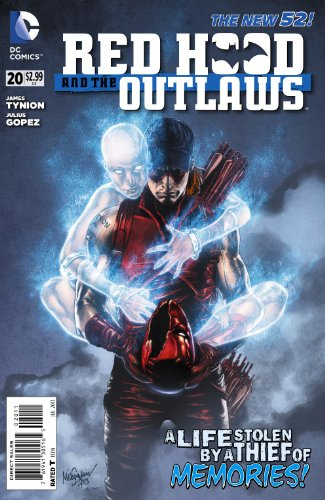 Red Hood and the Outlaws #20 (New 52) (Red Hood And The Outlaws New 52 compare prices)