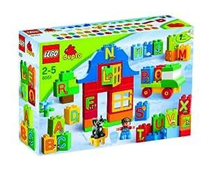 レゴ デュプロ ABCあそびセット 6051