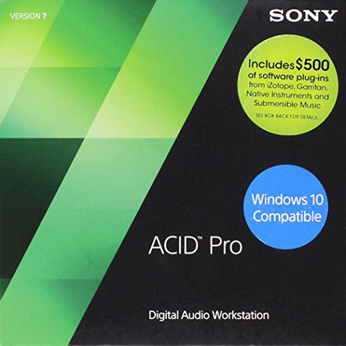 Awardwiki sony acid music studio 8 0 software for Acid song 80s