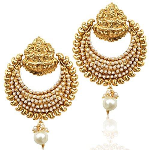 para-mujer-adiva-ram-leela-inspi-diosa-lakshmi-sintetica-pearl-pendiente-para-el-ethnic-india-blanco
