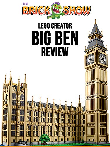 LEGO Creator Big Ben Review (10253) on Amazon Prime Video UK
