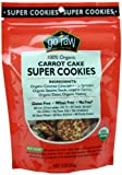 Go Raw Carrot Cake Cookies, 3-Ounce (Pack of 4)