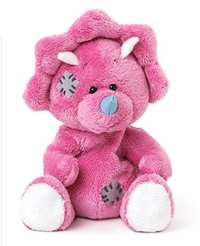 Me To You 4-inch Tatty Teddy and My Blue Nose Friends Pudge The Triceratops Soft Toy сызранова в е ред me to you мишкина книжка
