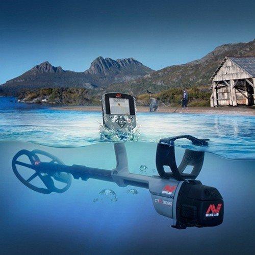 Minelab CTX 3030 Standard Pack Metal Detector with GPS