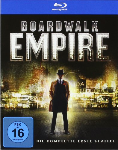 Boardwalk Empire - Die komplette erste Staffel [Blu-ray]