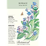 Borage Certified Organic Seeds