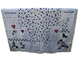 Marcus Bros Dianna Marcum Fabric Panel Snow Buddies Vest