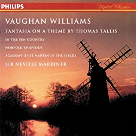 Vaughan Williams: Norfolk Rhapsody No.1 in E minor