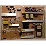 Samsung LN52A550 LCD TV Repair Kit, Capacitors Only, Not the Entire Board