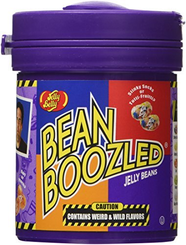 Jelly Belly Beanboozled Jelly Beans  Mystery Bean Dispenser 3.5 oz (4th edition) (Jelly Boozled compare prices)