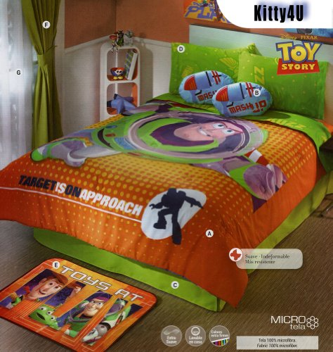 Toy Story Comforter Set front-754051