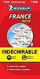 Michelin Frankreich (widerstandsfähig): Straßenkarte 1:1.000.000 (MICHELIN Nationalkarten)