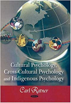 relationship between cultural and cross psychology