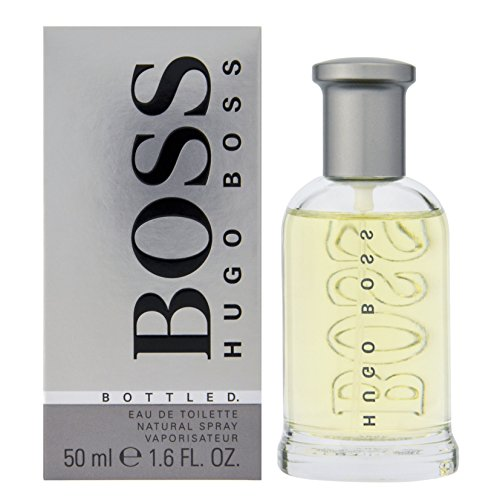 Hugo Boss Boss Bottled Eau de Toilette, Uomo, 50 ml