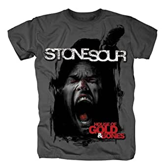 Stone Sour T-Shirt - House of Gold and Bones (S)