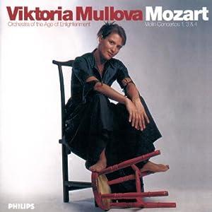 Mozart - Concertos pour violon 1, 3 & 4