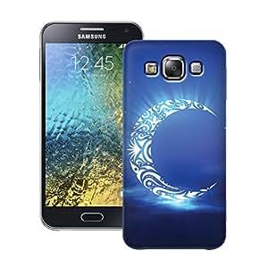 Zapcase Printed Back Case For Samsung Galaxy E5