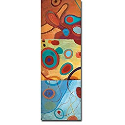 String Theory II by Don Li-Leger Premium Gallery-Wrapped Canvas Giclee Art (Ready-to-Hang)