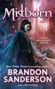 Mistborn: The Final Empire by Brandon Sanderson cover image